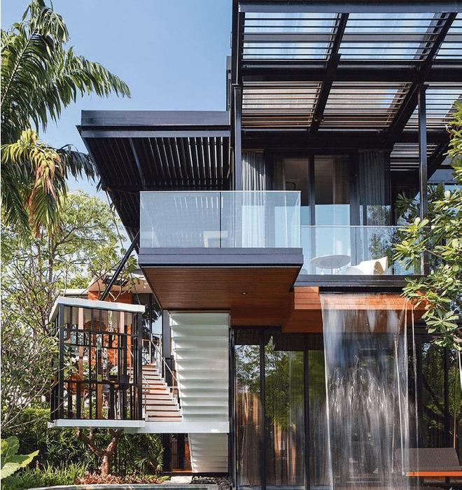 Architecture villa moderne, faire appel à un architecte